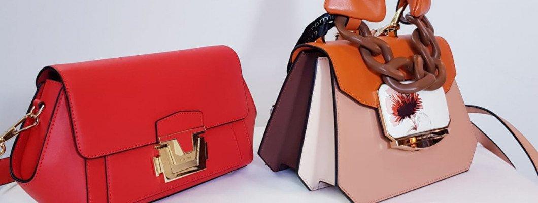 Коллекция сумок OASI от Cromia – когда максимализм перестает быть преувеличением