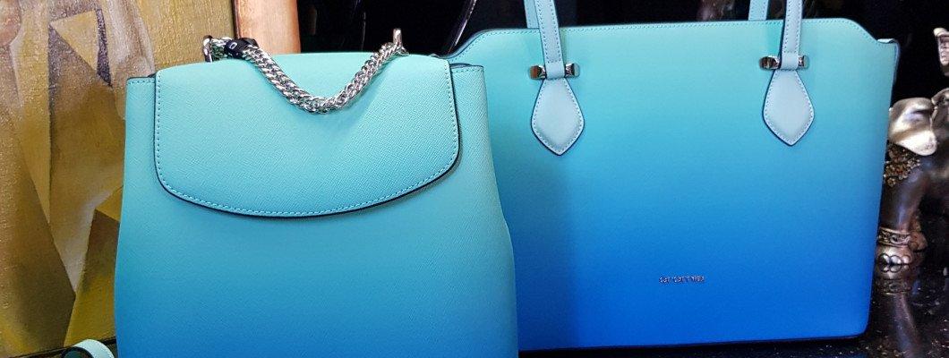 Разнообразие форм среди коллекций кожаных сумок