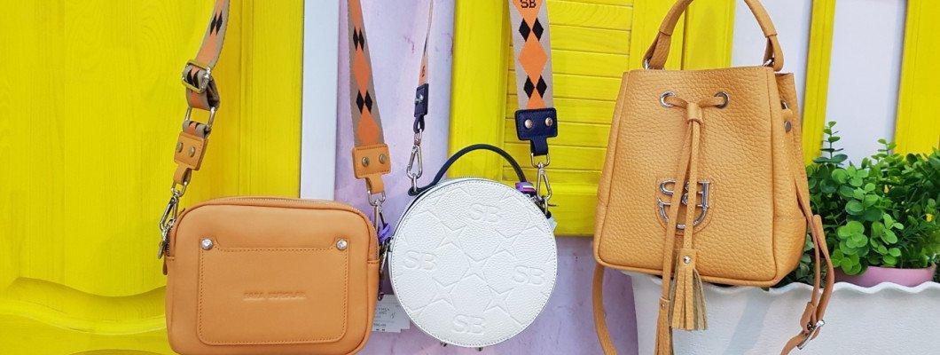Сумки итальянского бренда Sara Burglar