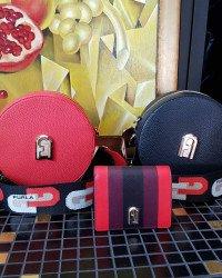 Каталог женских кожаных сумок итальянского бренда FURLA (Фурла) в Интернет-магазине Robinzon-bags