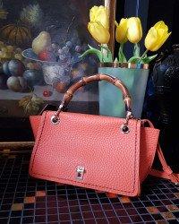Каталог женских кожаных сумок итальянского бренда Plinio Visona (Плинио Визона) в Интернет-магазине Robinzon-bags