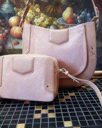 Каталог женских кожаных сумок французского бренда TEXIER в Интернет-магазине Robinzon-bags