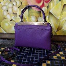 Фиолетовые сумки