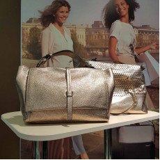 Золотые сумки
