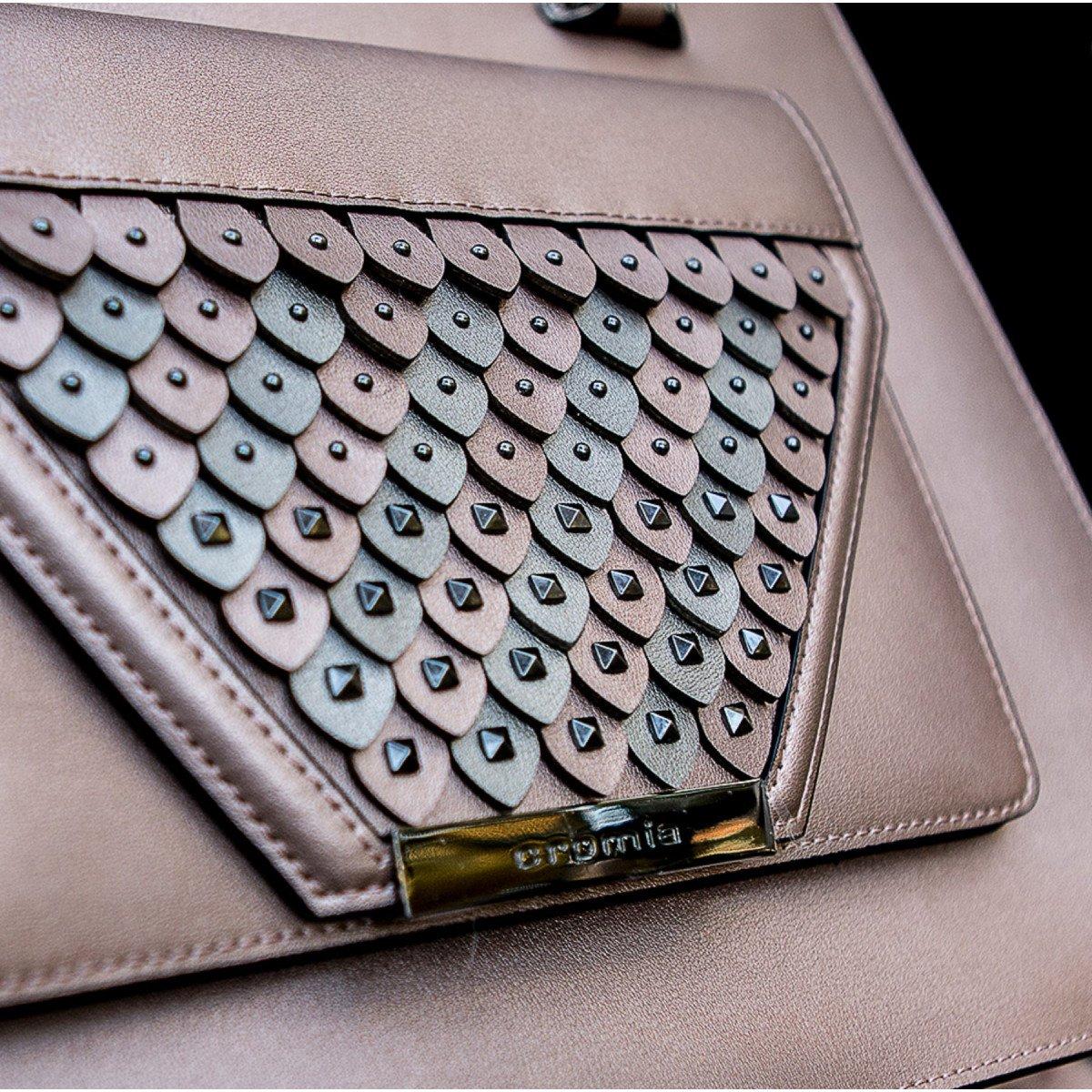Женская кожаная сумка Cromia 1404728 PALLADIO из натуральной кожи