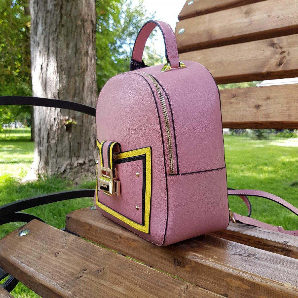 Женский кожаный рюкзак Cromia 1404543 ORCHIDEA из натуральной кожи