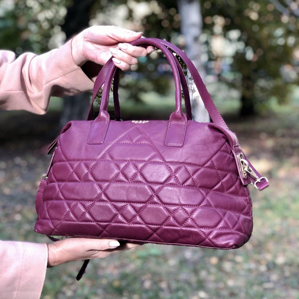 Сумка Tosca Blu TF20BB160 purple из Италии