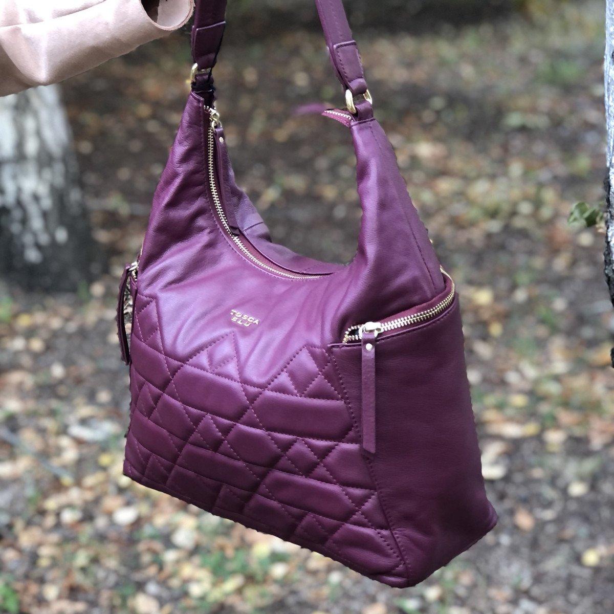 Сумка Tosca Blu TF20BB161 purple из Италии