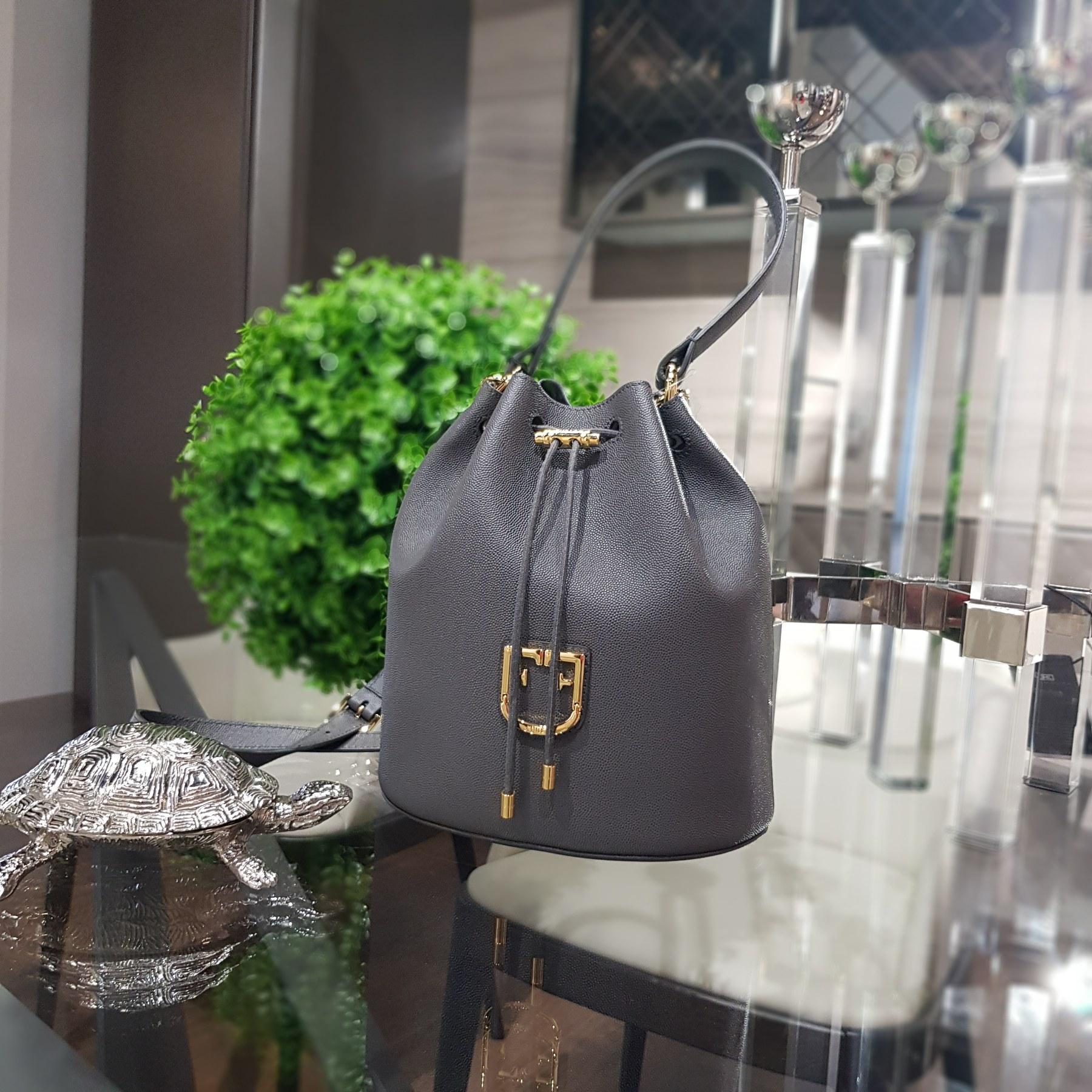 Брендовая женская кожаная сумка торба (фото 2)